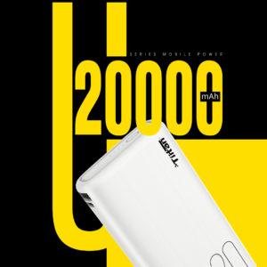 Tiitan 20000mAh Li-Polymer Power Bank P20