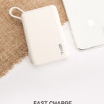 Tiitan 10000mAh Premium Quality Li-Poly with Apple Certified MFi Charging & Syncing Cable for iPhone Power Bank P15 Handy