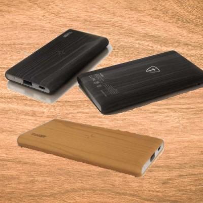Wooden Powerbank - Tiitan - PowerBank