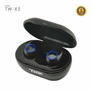 Tiitan True Wireless Earbuds Bluetooth 5.0 Earphones TW-X5